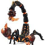 Legetøj Schleich Lava Scorpion 70142