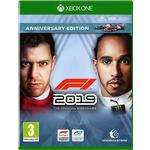 Racing Xbox One spil F1 2019 Anniversary Edition