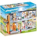 Legetøj Playmobil City Life Stort sygehus med møbler 70190
