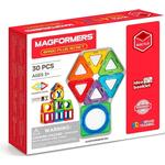 Legetøj Magformers Basic Plus 30pc Set