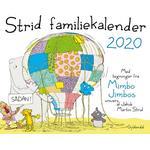 Strid familiekalender 2020 (Hæfte, 2019)