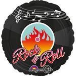 Balloner Amscan Standard Classic 50's Rock N Roll (2745601)