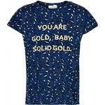 T-shirt Børnetøj The New Mary T-shirt - Black Iris (TN2463)