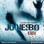 Kniv (Lydbog CD)