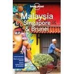 Lonely Planet Malaysia, Singapore & Brunei (Hæfte, 2019)