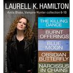 Laurell K. Hamilton's Anita Blake, Vampire Hunter collection 6-10 (E-bog)