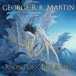 A Song of Ice and Fire 2020 Calendar: Illustrations by John Howe (Ukendt format, 2019)