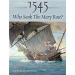 Sank Bøger 1545: Who Sank the Mary Rose? (Hardback, 2019)
