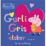 Gurli Gris elsker ... (Paperback)