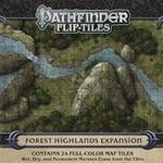 Pathfinder Flip-Tiles: Forest Highlands Expansion (Ukendt format, 2019)