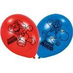 Latexballon Amscan Super Mario (9901546)