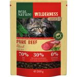 REAL NATURE Wilderness Pure Beef Adult 300g
