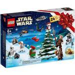 Lego star wars julekalender Legetøj Lego Star Wars Julekalender 2019 75245