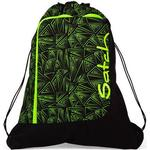 Gymnastikpose Satch Gym Bag - Green Bermuda