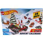 Julekalender Hot Wheels Advent Calendar 2019