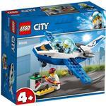 Lego city politi Legetøj Lego City Luftpolitiets Patrulje-jetfly 60206
