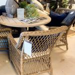 Havemøbler Artwood Marbella Lænestol