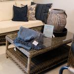 Sofabord Havemøbler Artwood Marbella 120x65cm Sofabord