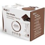 Vitaminer Nupo Diet Shake Chokolade 1.3kg