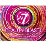 W7 Beauty Blast Cosmetic Julekalender 2019