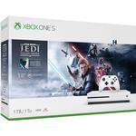 Spillekonsoller Microsoft Xbox One S 1TB - Star Wars Jedi: Fallen Order Bundle