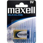 Fjernbetjeningsbatterier Maxell 6LR61 9V