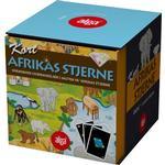 Afrikas stjerne Brætspil Alga Afrikas Stjerne Qube