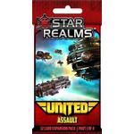Kortspil White Wizards Games Star Realms: United Assault