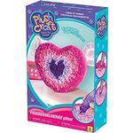 Kreativitetssæt Dreamcraft Fluffy Heart Pillow