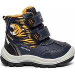 Geox Flanfil Baby Boy Abx - Navy Blue/Yellow