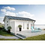 Mellem hytte Jabo Flex 25 m² (Areal 25 m²) Basissæt