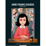 Anne Franks Dagbog graphic novel (E-bog, 2020)