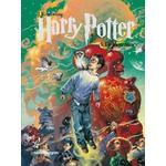 Harry Potter och De vises sten (Hardback)