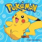 Pokemon 2020 Wall Calendar (Ukendt format, 2019)
