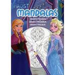 Disney Frost Målarbok (Hæfte)