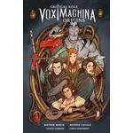 Critical Role Vox Machina (Hæfte, 2019)