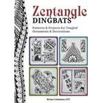 Zentangle Dingbats (Hæfte, 2019)