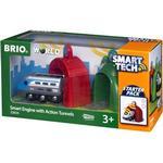 Brio tog Brio Smart Tech Lokomotiv med action-tunneller 33834