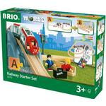 Brio Togbane Startsæt m/tog-tilbehør 33773
