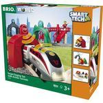 Brio tog Brio Smart Tech Rejsesæt med action-tunneler 33873
