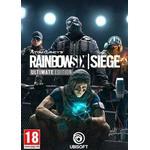 Rainbow six siege pc PC spil Tom Clancy's Rainbow Six: Siege - Ultimate Edition