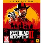 Red redemption pc PC spil Red Dead Redemption II: Ultimate Edition