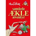 Ækle æventyr Bøger Samlede ækle æventyr (Indbundet, 2020)