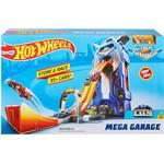 City mega garage Legetøj Mattel Hot Wheels City Mega Garage Play Set