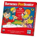 Brætspil Danspil Børnenes Postkontor