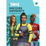 Sims 4 university PC spil The Sims 4: Discover University
