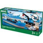 Legetøjsbåd Brio Containerskib 33534