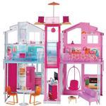 Barbie - Dukkehuse Mattel Barbie 3 Storey Townhouse