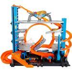Bilbanesæt Mattel Hot Wheels City Ultimate Garage
