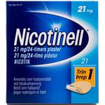 Rygestop Nicotinell 21mg 21stk
